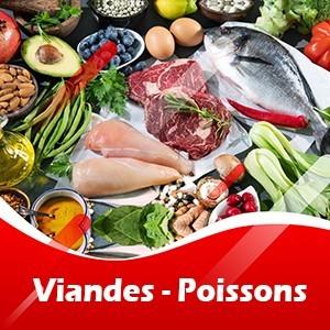 Viandes - Poissons