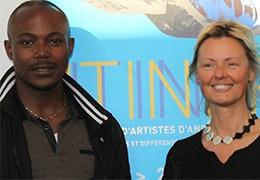 Parrainé par Afrika Market, un Camerounais sacré meilleur artiste à Anderlecht