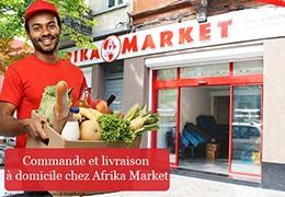 Afrika market vous livre à domicile